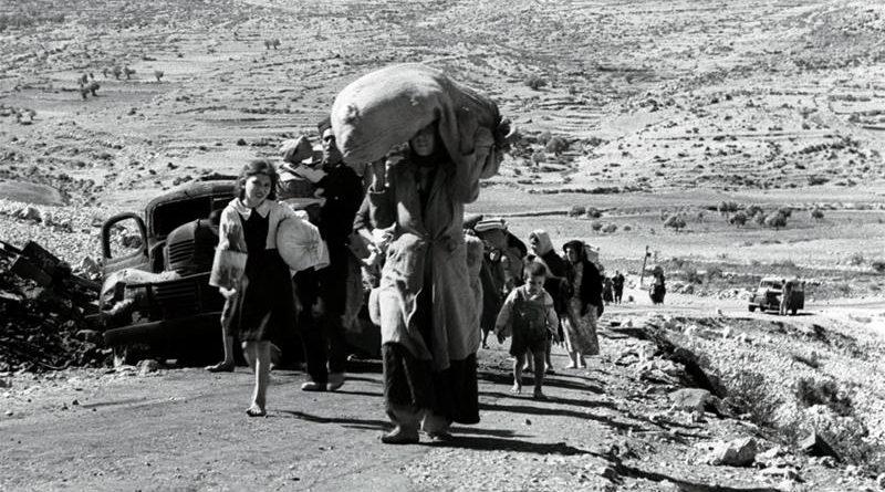 70 años de limpieza étnica en Palestina