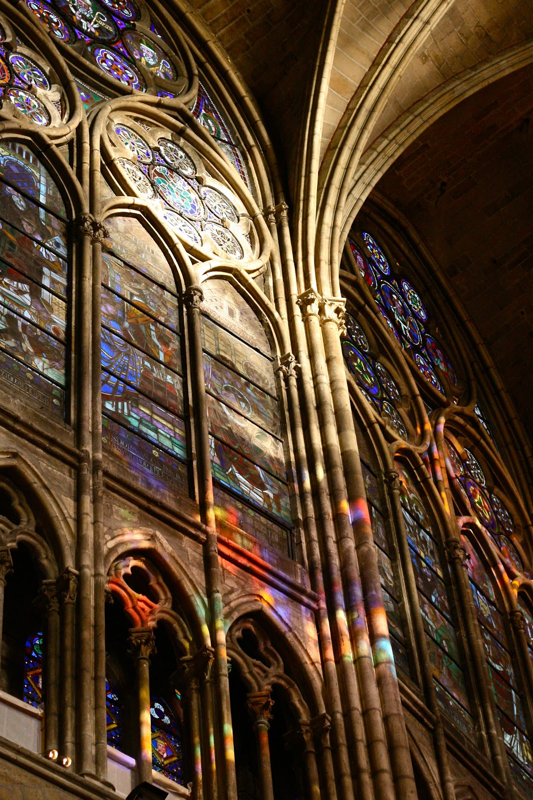 Saint Denis Gard: Paris Through My Lens: Sunday Church Series