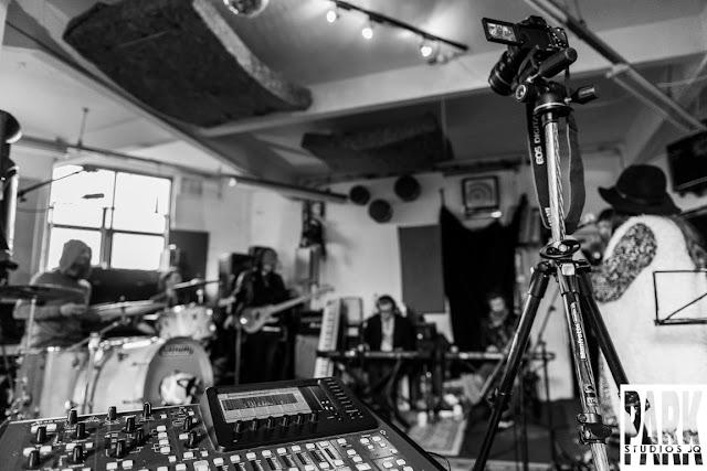 Brandy Row and the Coalition of Sound   Birmingham Recording Studio   Park Studios JQ   music video