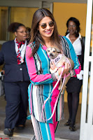 Priyanka Chopra in Colorful Jumpsuit arriving at JFK Airport New York 18 June 2017 ~  Exclusive 006.jpg