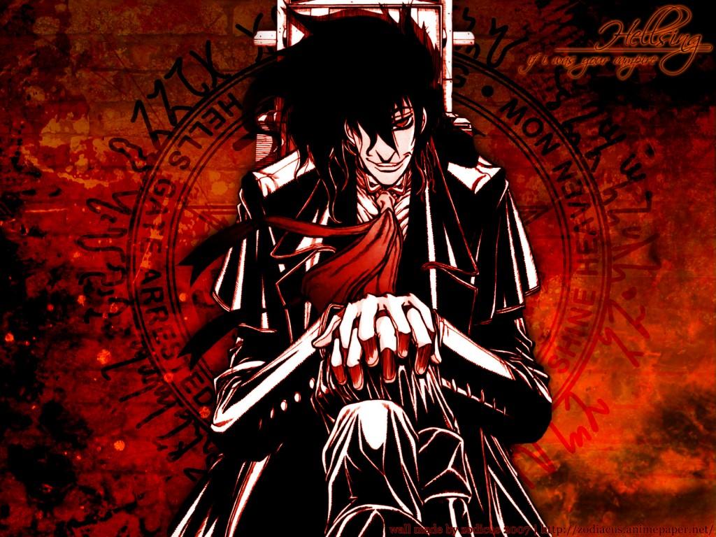 Helsing Anime