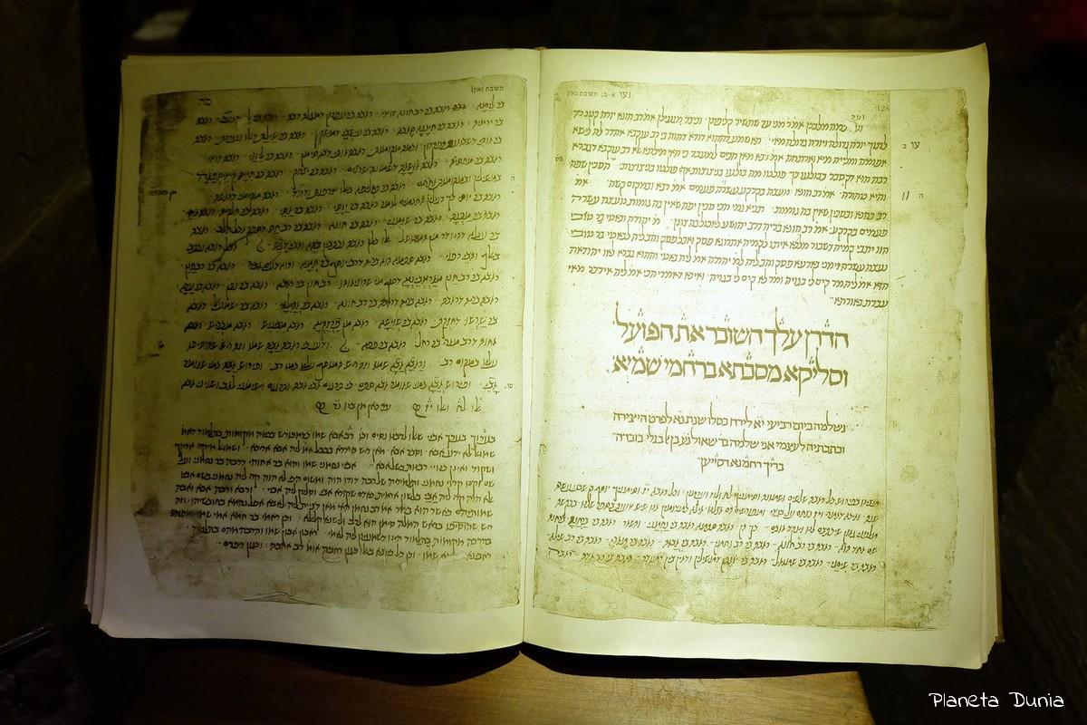 La Sinagoga Del Agua Murmura Destellos De Luz En úbeda