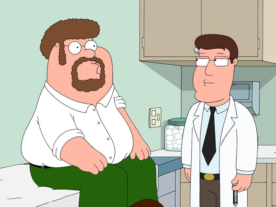 Family Guy - Season 7 Episode 8: Family Gay