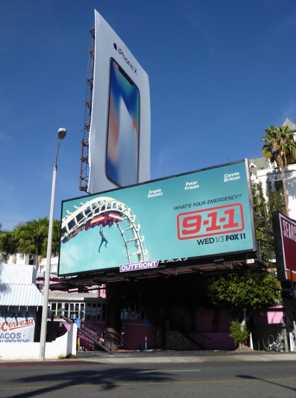 9-1-1 season 1 billboard