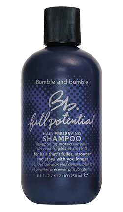 Bumble and Bumble Full Potential Shampoo and Conditioner