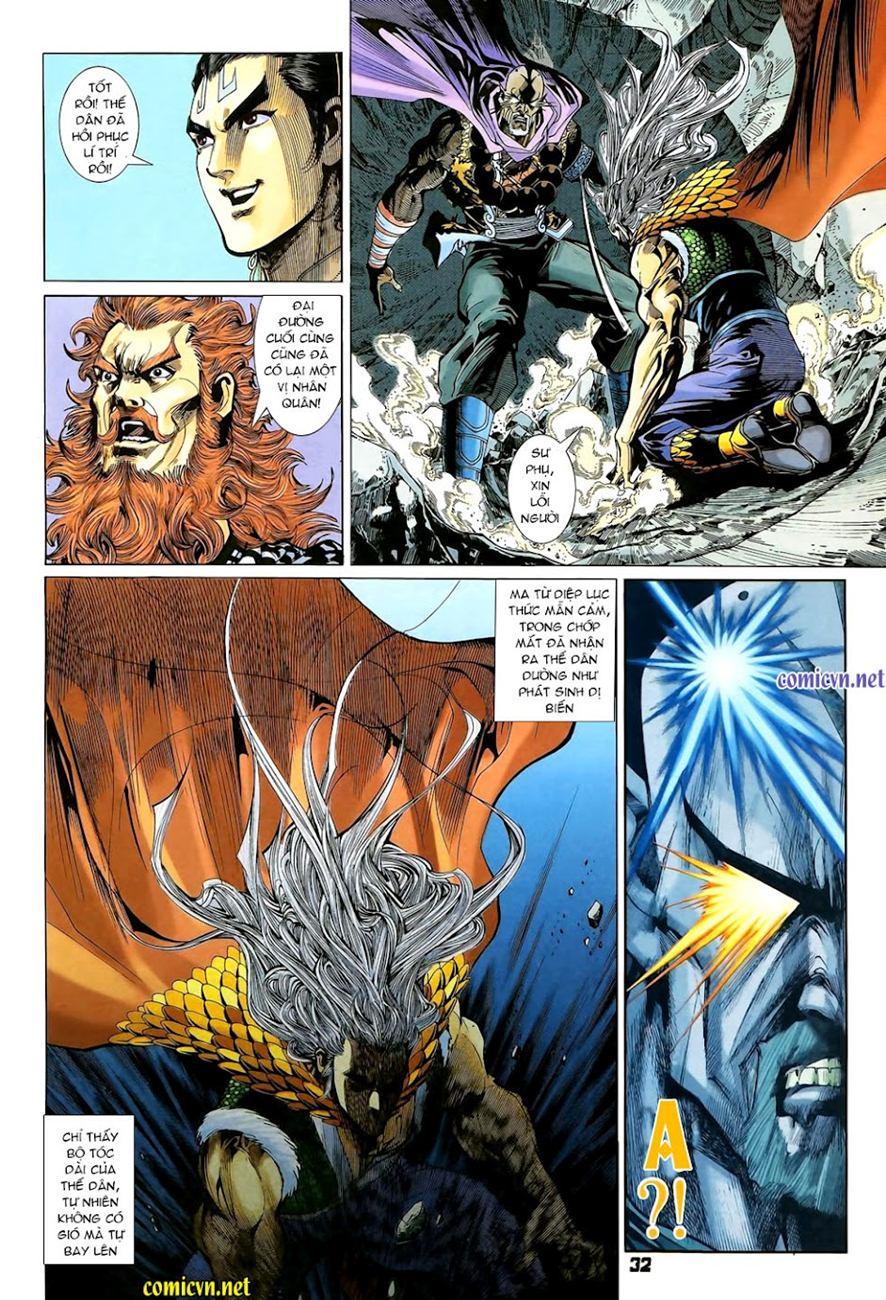 Đại Đường Uy Long chapter 101 trang 29
