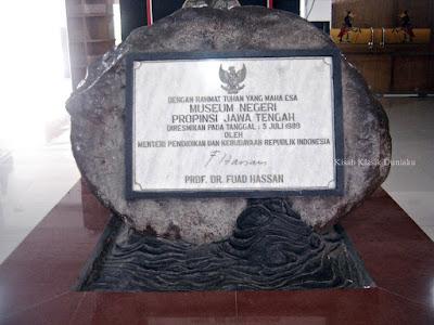 akcayatour, Museum Rangga Warsita, Travel Malang Semarang, Travel Semarang Malang
