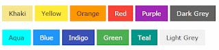 W3.CSS Framework Button