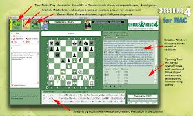 CHESS NEWS BLOG: chessblog com: Chess King 4 with Houdini 4