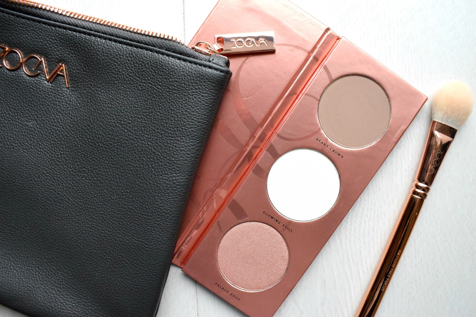Zoeva Rose Golden Blush Review Palette UK Beauty Blog