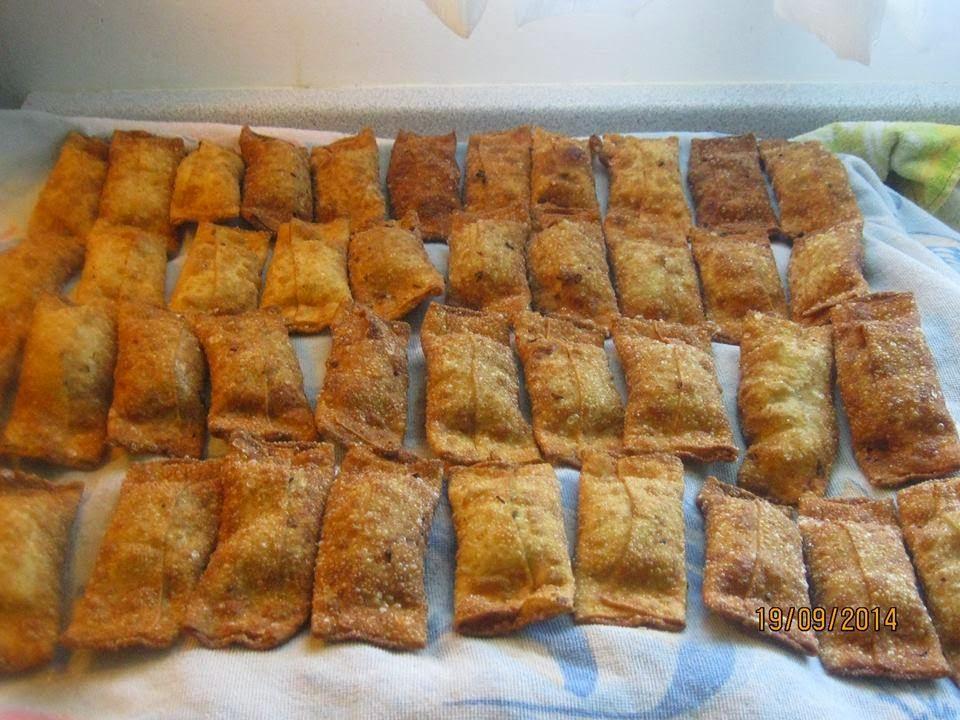 Partageons nos secrets de cuisine egg rolls for Secrets de cuisine