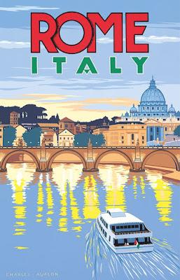 Next stop: Rome