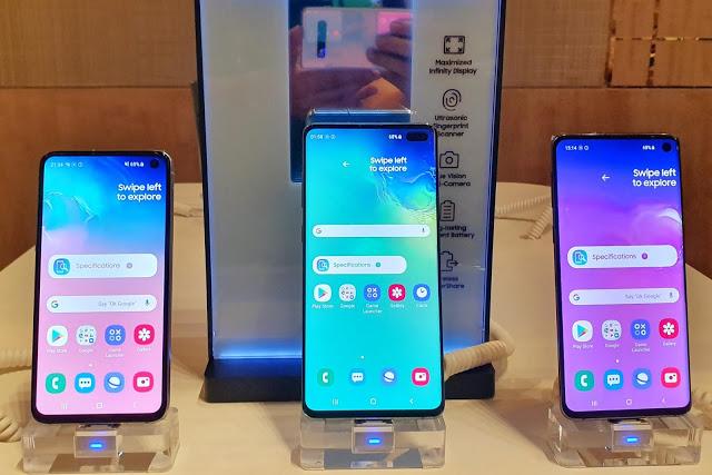 Samsung Galaxy S10 Philippines