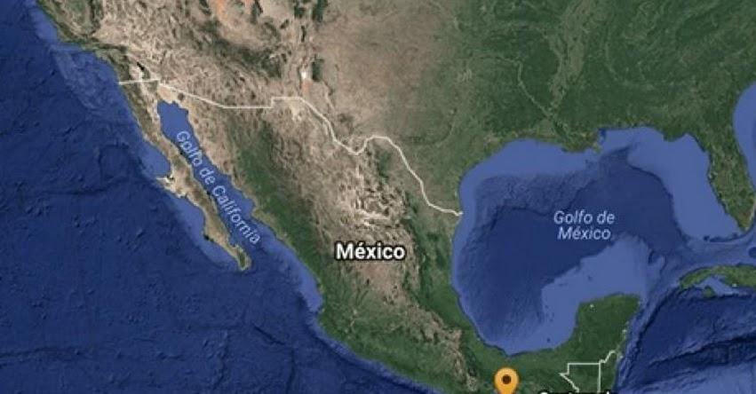TEMBLOR EN MÉXICO de 4.3 (Hoy Domingo 12 Noviembre 2017) Sismo Epicentro Salina Cruz - Oaxaca- USGS - SSN - www.ssn.unam.mx