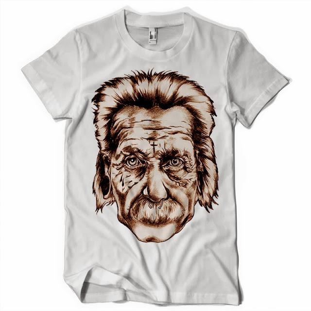 Albert Einstein T shirt