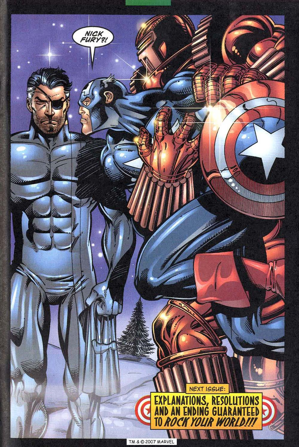 Captain America (1998) Issue #42 #49 - English 33