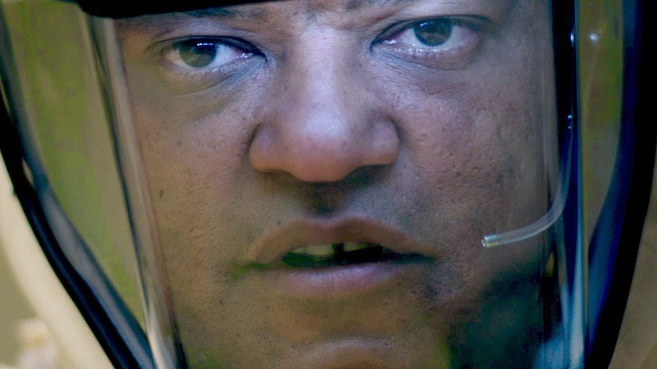 The Signal - Laurence Fishburne | A Constantly Racing Mind