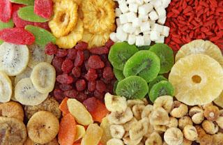 Nhận Gưi các loại trái cây sấy đi Mỹ, Úc, Canada, Úc, Nhật
