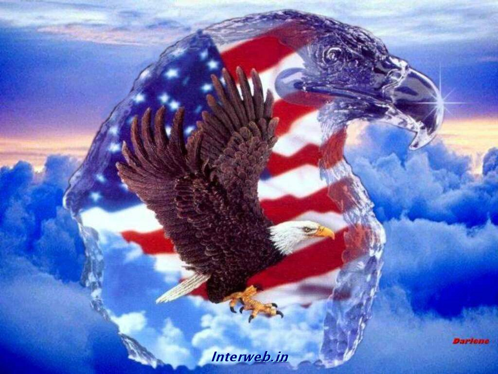 Patriotic Wallpaper Usa Flag Eagle: Moleskinex19: American Flag Wallpaper