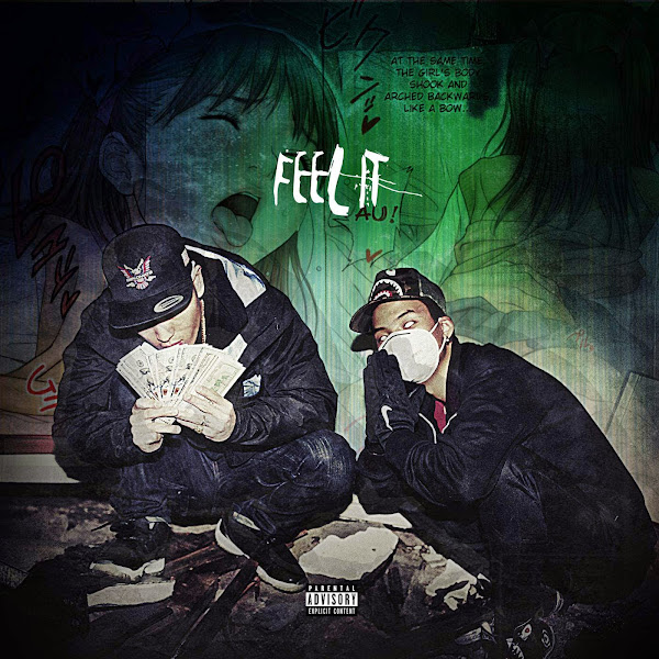 B-free - 느껴 (feat. Keith Ape) - Single Cover