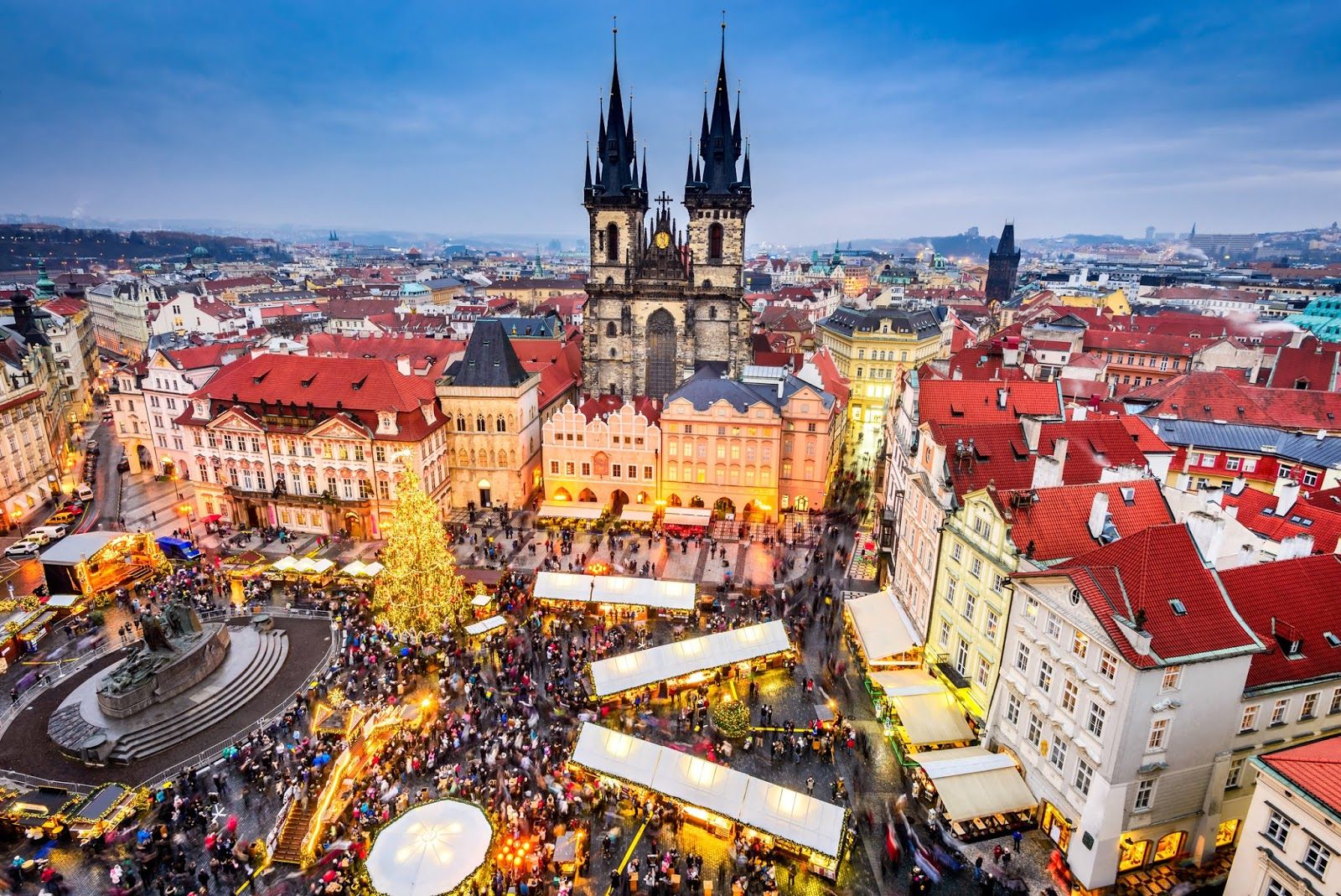 Best Christmas Towns.7 Breathtaking Magical And Festive Christmas Towns In The