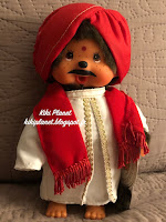 Monchhichi National Indian Boy Hindou 276020