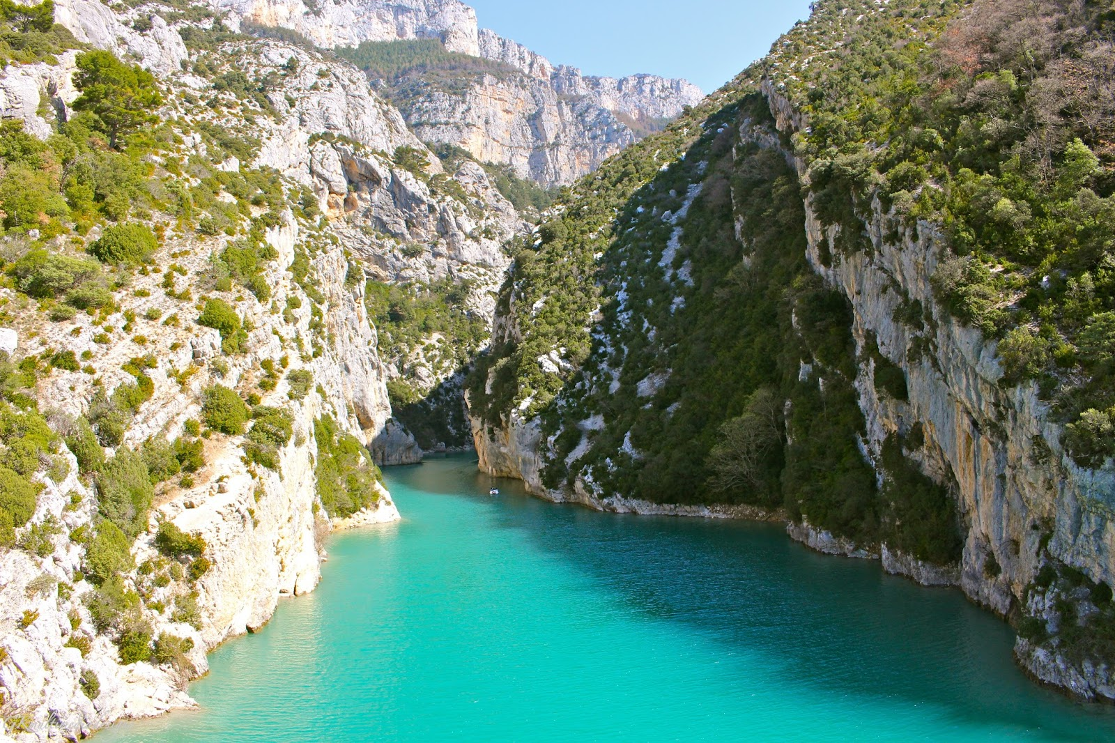 Caleenhub the spectacular gorges du verdon in alpes de - Location gorge du verdon avec piscine ...