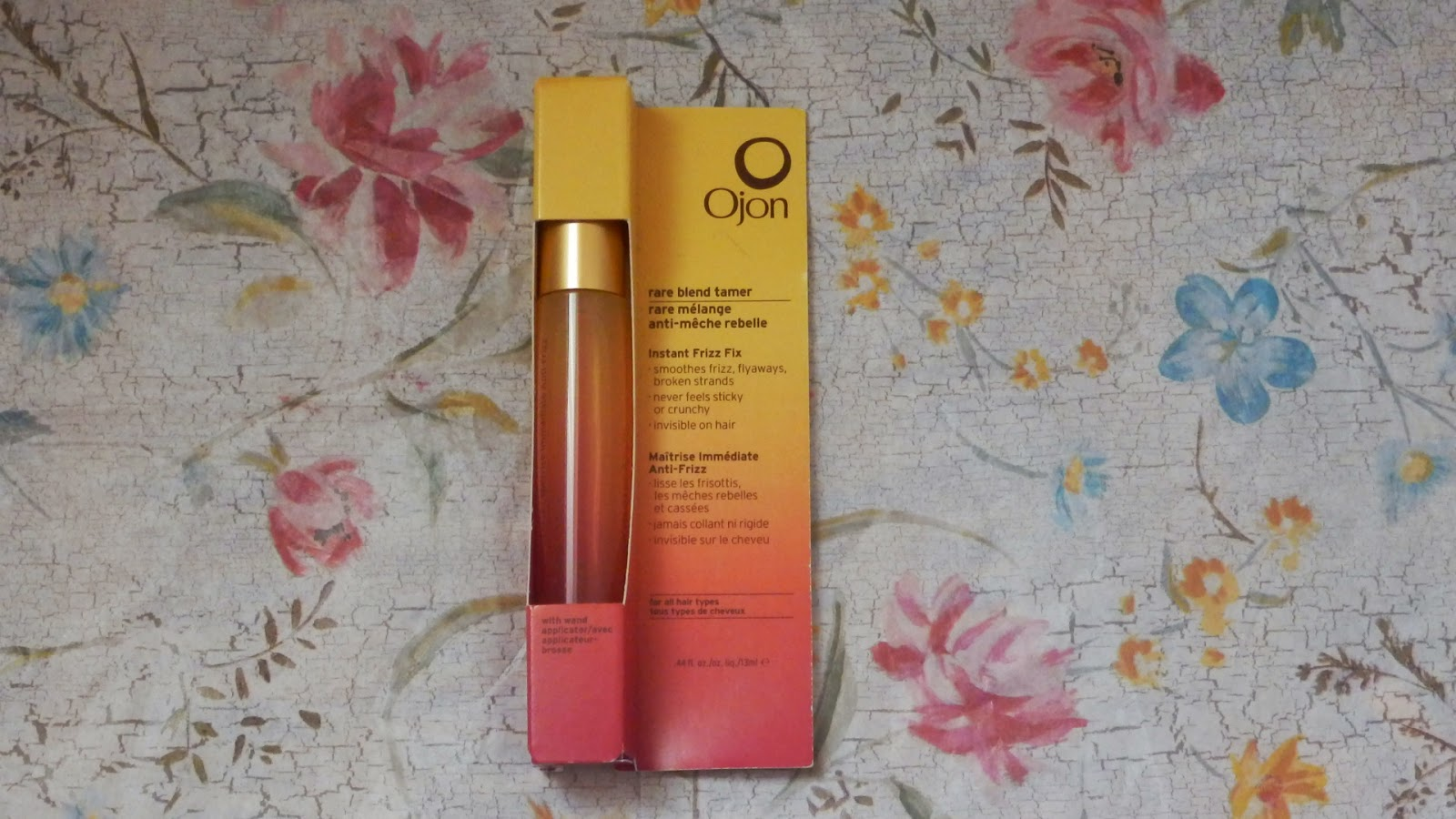 Ojon Rare Blend Tamer Wand Review