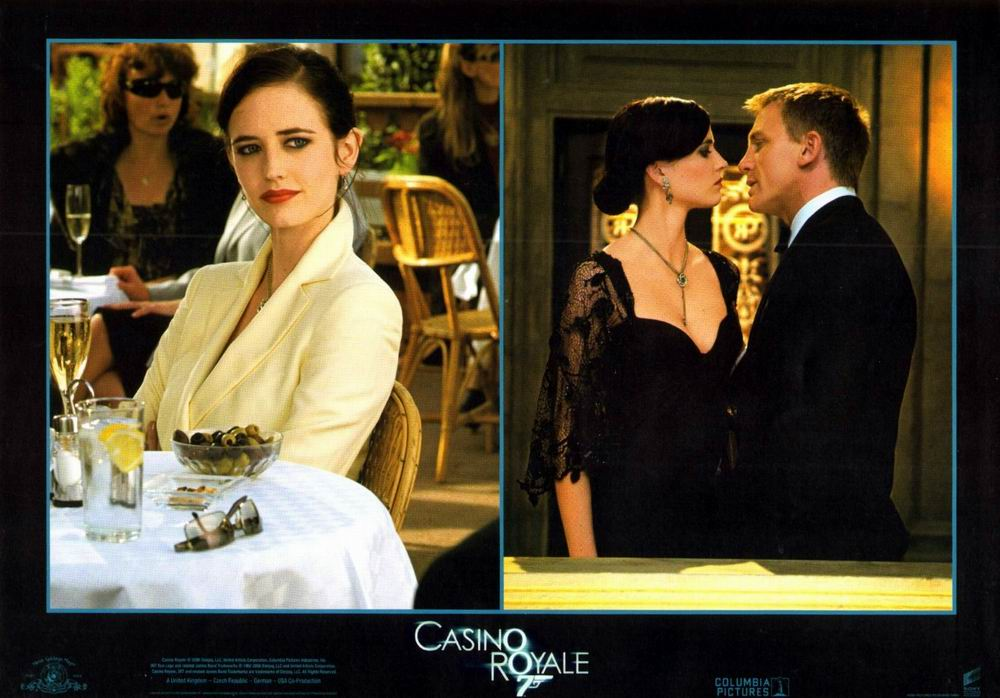 Casino royale dove si trova