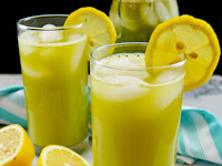 MIDDLE EASTERN MINT LEMONADE