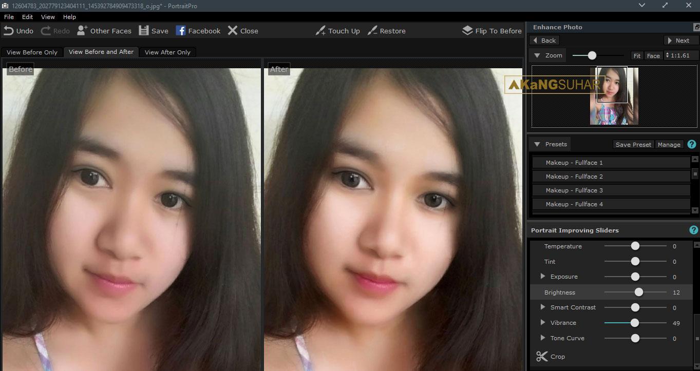 Download PortraitPro Standard 15.7.3 Full Activation Key
