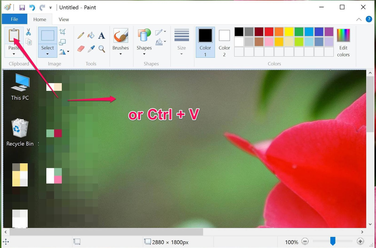 How to screenshot on laptop windows 10 how to take screenshot in how to take screenshot in dell laptop ccuart Images