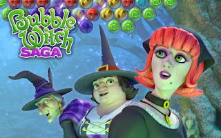 Bubble Witch Saga V3.1.6 Unlimited Lives & Moves