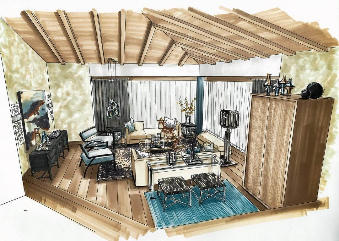 11-Living-Room-Timber-A-Brindis-Interior-Design-Drawings-and-a-Video-www-designstack-co