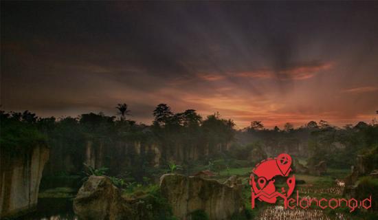 Melancong - Tebing Koja Solear Destinasi Wisata Fotogenik Di Tangerang