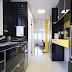 Cozinha tipo corredor