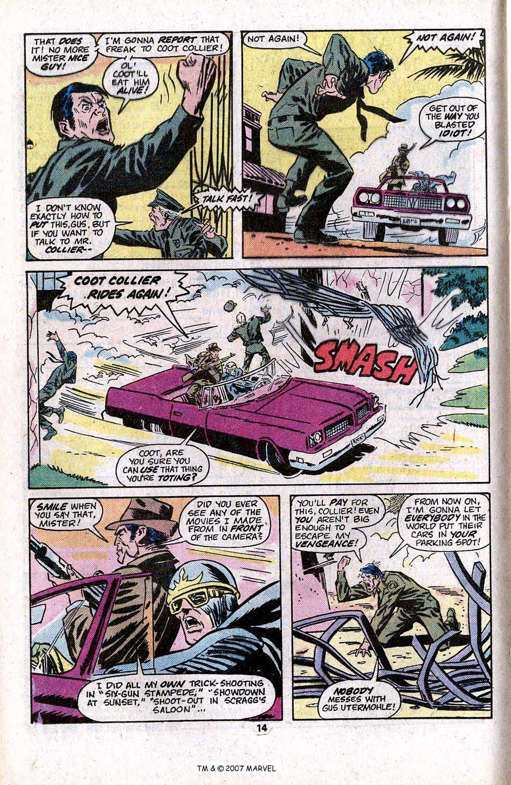 Ghost Rider (1973) Issue #15 #15 - English 16