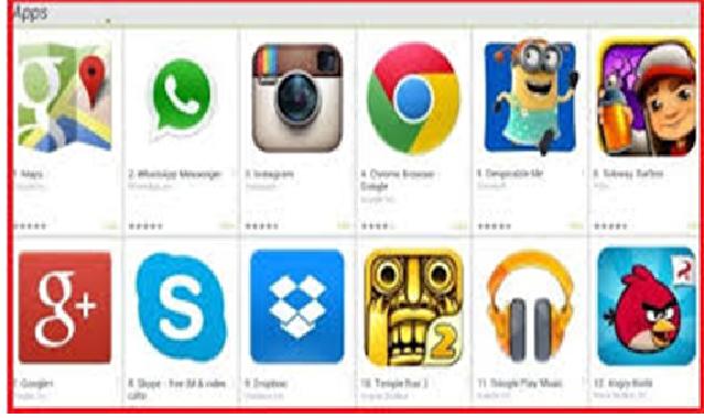 Google Play2019. تطبيق  متجر جوجل بلاي