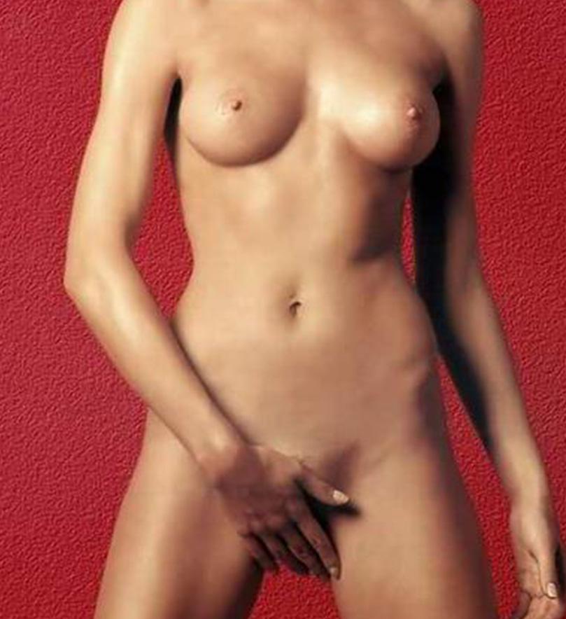 Tricia Helfer Grace Park Nude