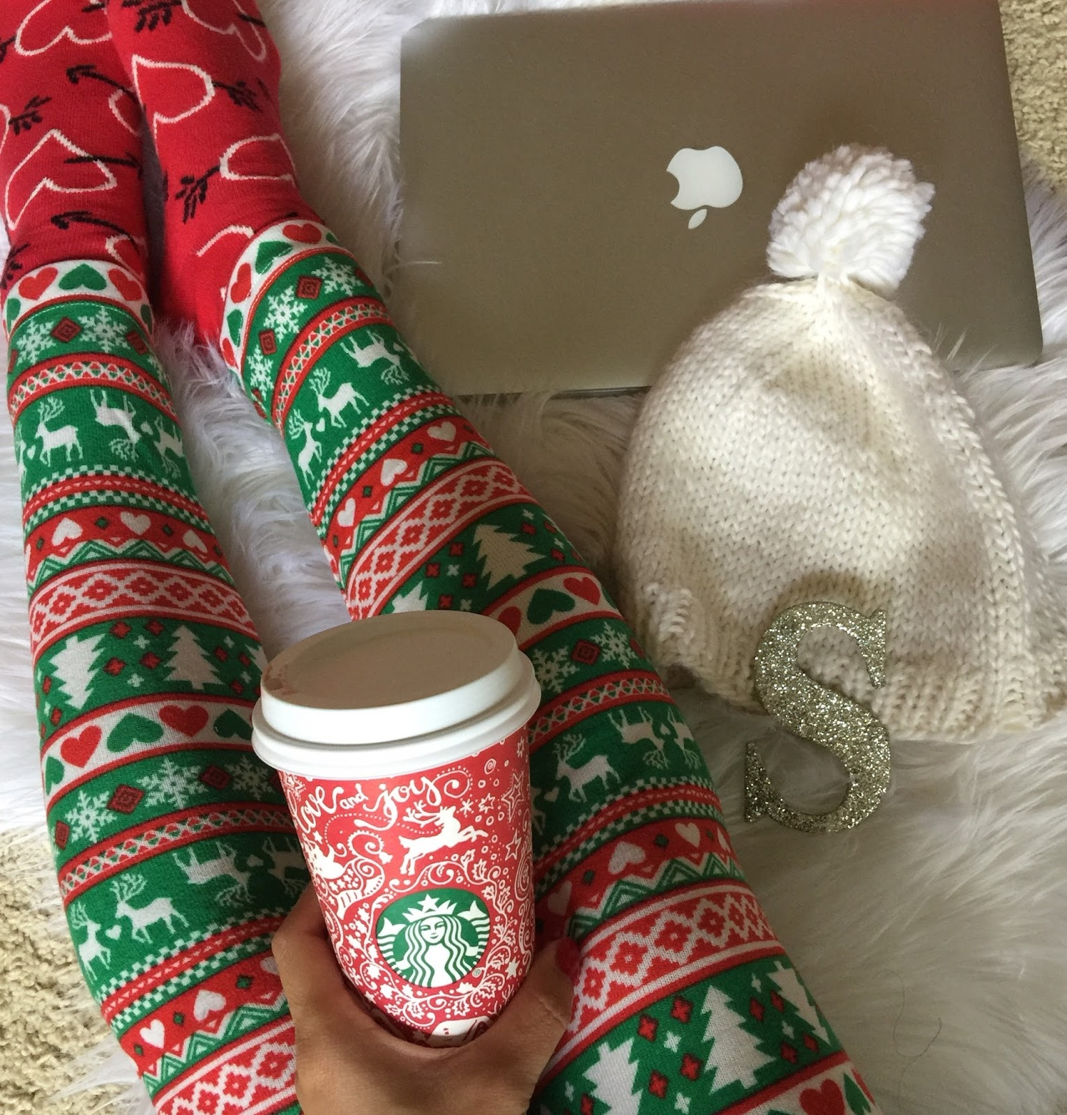 outfit details christmas leggings walmart similar here beanie bcbg comes in 7 gorgeous colorss ornament walmart similar heresocks co happy socks - Walmart Christmas Socks