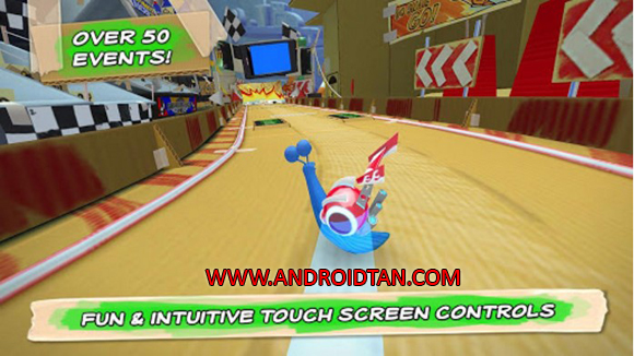Free Download Turbo FAST Mod Apk v2.1.18 (Unlimited Tomatoes) Android Terbaru Latest Version 2017