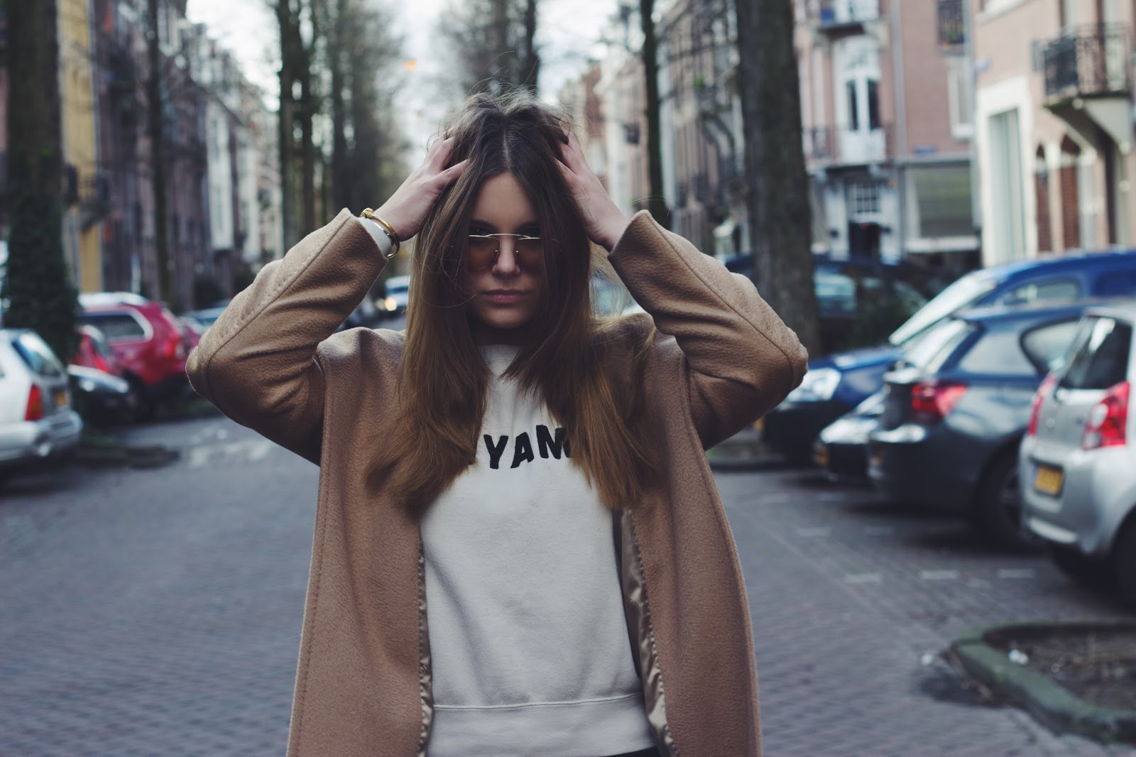 Dominique, Candido, Blogger, fashion, mode, blog, coat, rialto, prada, sunglasses, j brand, jeans, isabel marant, sweater, shoes,