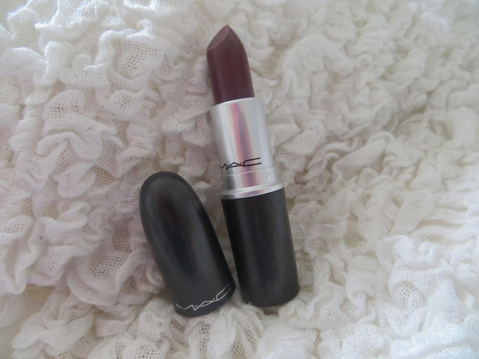 M.A.C Cremesheen Lipstick Hang up (deep
