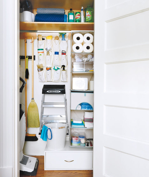 An American Housewife Utility Closets
