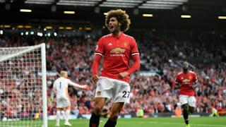 Manchester United Perpanjang Kontrak Marouane Fellaini Hingga 2020
