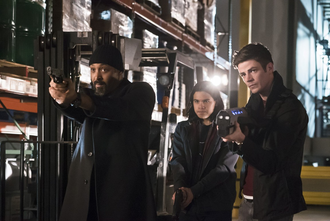 The Flash - Season 2 Episode 19: Back to Normal