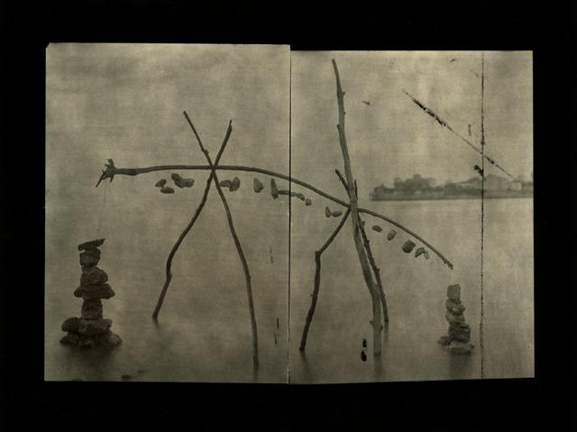 """Laurent Millet - """"Petites Machines Littorales"""", 1997"""