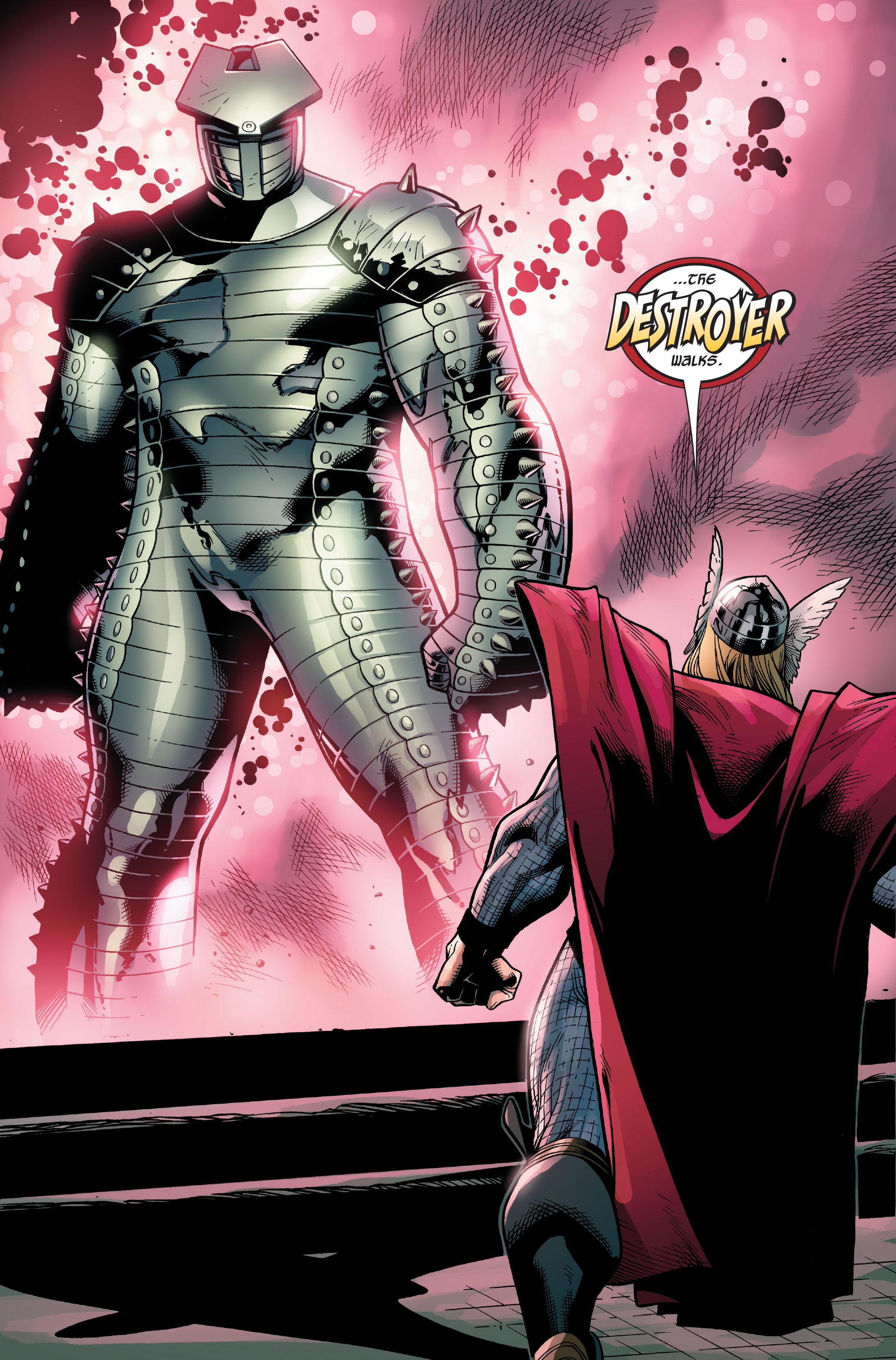 Thor (2007) Issue #5 #5 - English 11