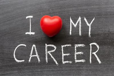 Yêu sự nghiệp sẽ giúp bạn sáng tạo ra vận mệnh