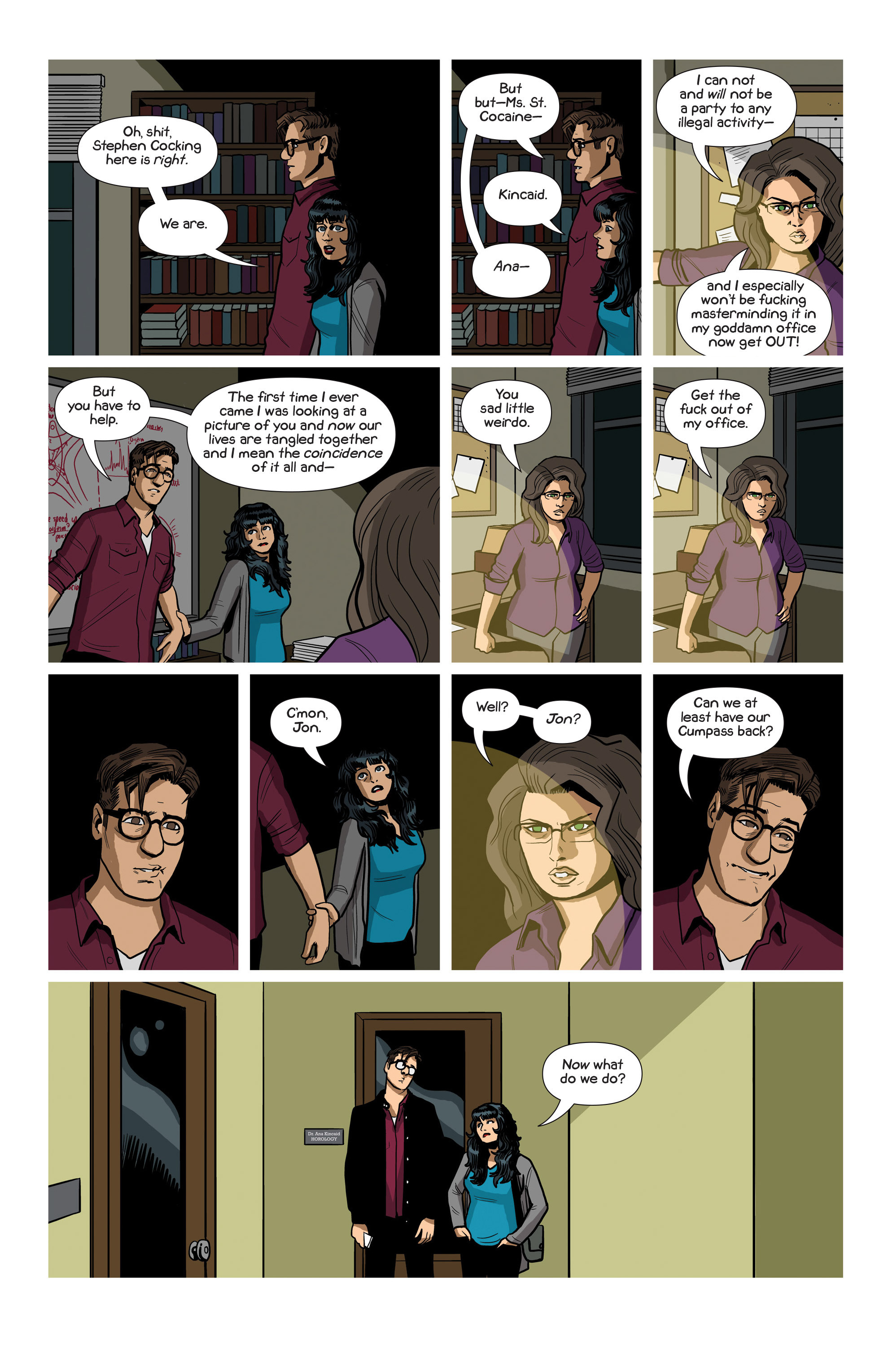 Read online Sex Criminals comic -  Issue #11 - 16